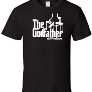 Other - Men's The Godfather Shirt Tshirt Personalized NEW